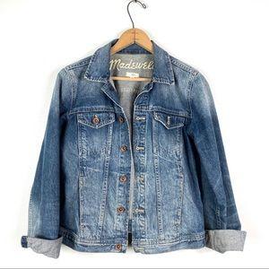 Madewell | The Jean Jacket
